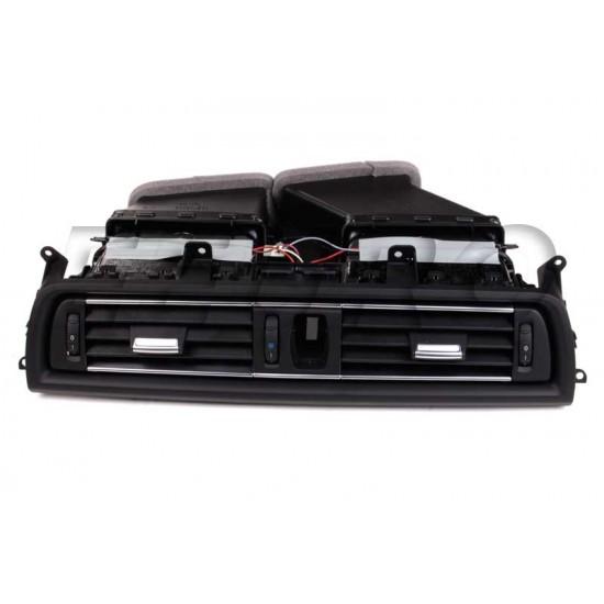 BMW F10 5 serisi orta havalandırma ızgarası 64229209136