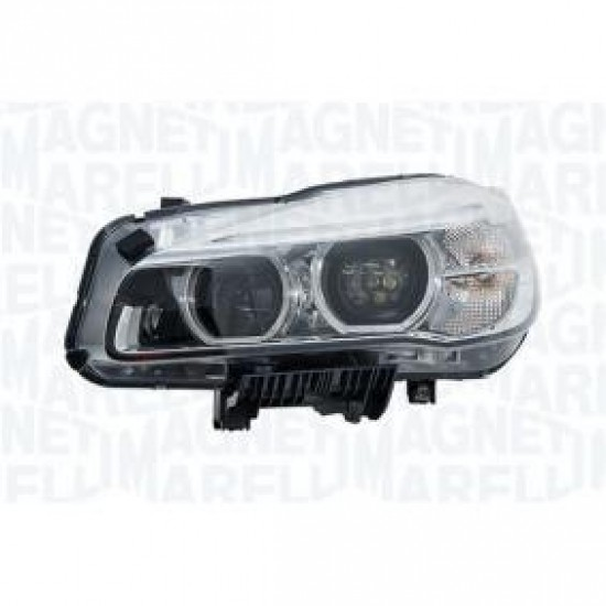 BMW F45 2 SERİSİ SOL LED FAR 63117391401